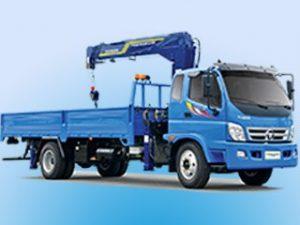 Xe tải cẩu THACO