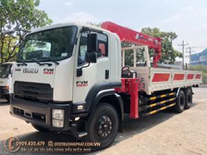 Xe tải cẩu Isuzu